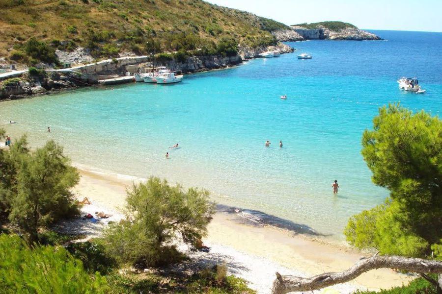Porat beach