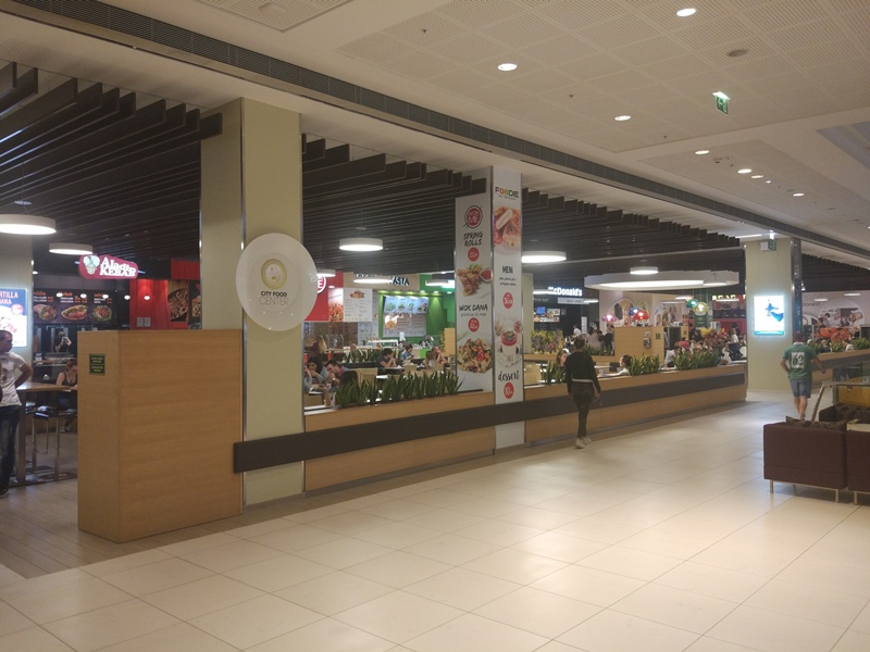City Center One - Food Court